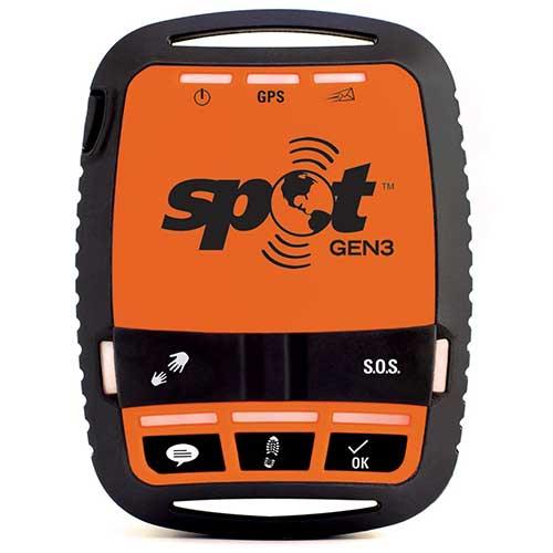 spot 3 gps messenger plb