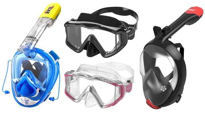 best-snorkel-masks