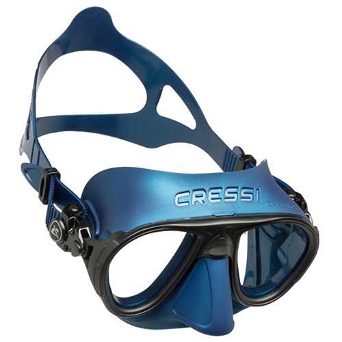 cressi calibro snorkel mask
