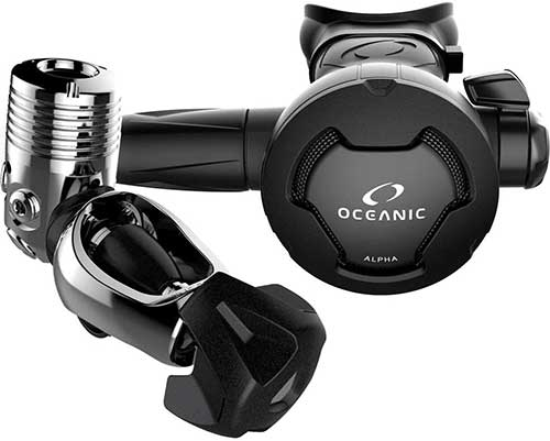 oceanic alpha 10 spx scuba regulator