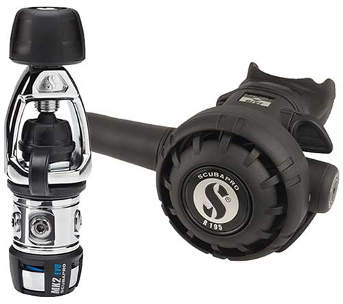scubapro mk2 evo scuba diving regulator