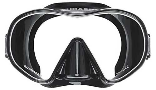 scubapro solo scuba mask and snorkel mask