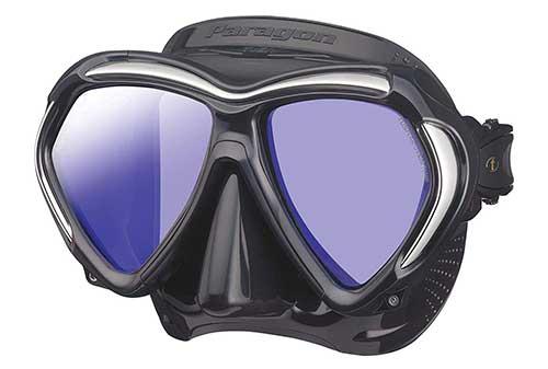 tusa paragon snorkel mask