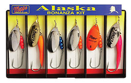 Bonanza Salmon Fishing Lures