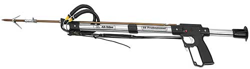 ab biller stainless steel speargun