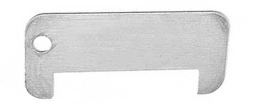 aluminum metal lobster gauge