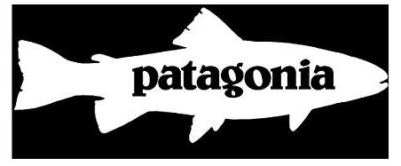 patagonia fishing decal for boat