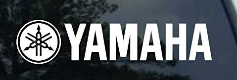 yamana decal sticker for car truck or boat