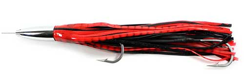 blue water candy hoodini high speed wahoo lure