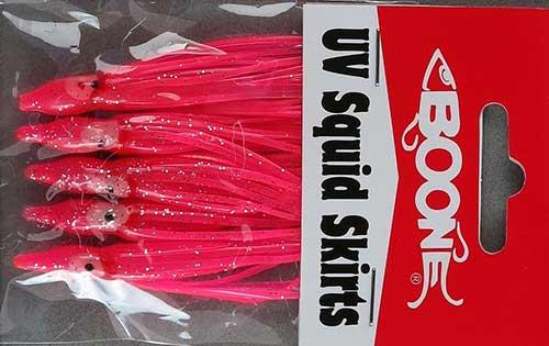 boone uv squid skirts
