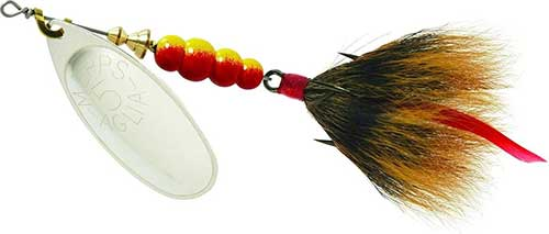 mepps number 5 spinner best pickerel lure