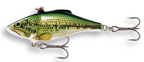 rapala rattlin 05 pickerel fishing lure