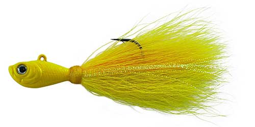 spro bucktail jig for fluke and flounder fishing