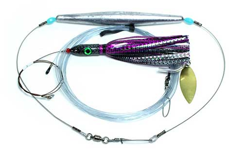 the tackle room custom wahoo trolling kit