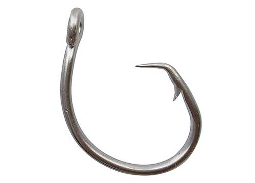 Halibut circle hook size 14-16