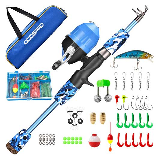 Kids-Fishing-Pole-Portable-Telescopic-Fishing-Rod-and-Reel-Combo-Kit