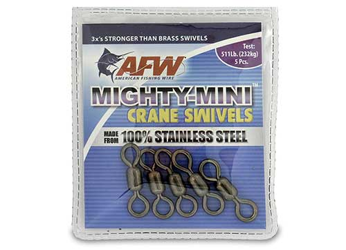 afw-crane-swivels-for-rockfish-chicken-rig