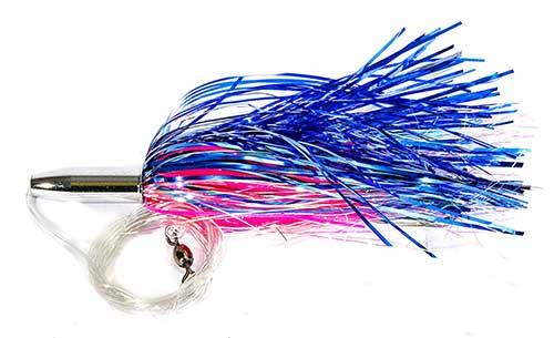 boone turbo hammer pink blackfin tuna trolling lure