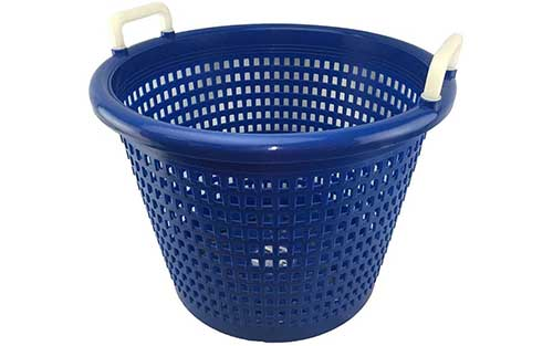 cast net storage fish basket