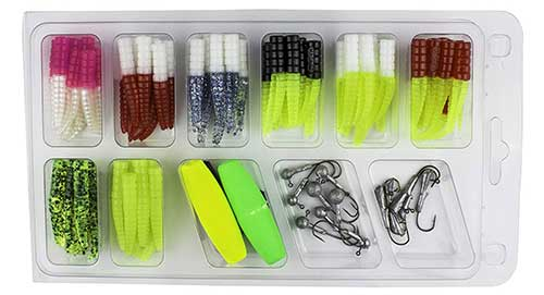 crappie magnet jig heads with floats and bodies