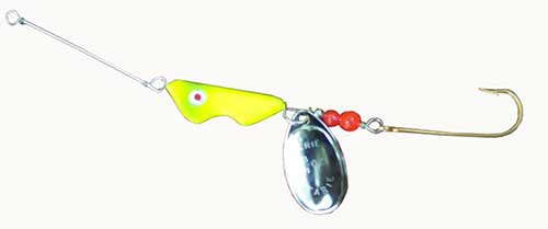 erie dearie walleye lure