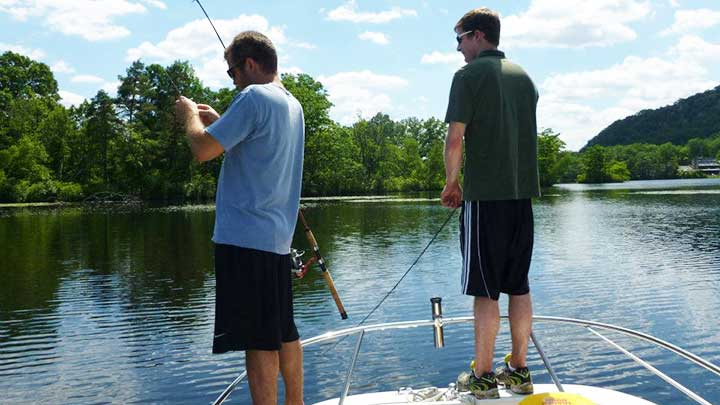 fishing with soft plastic bass lures