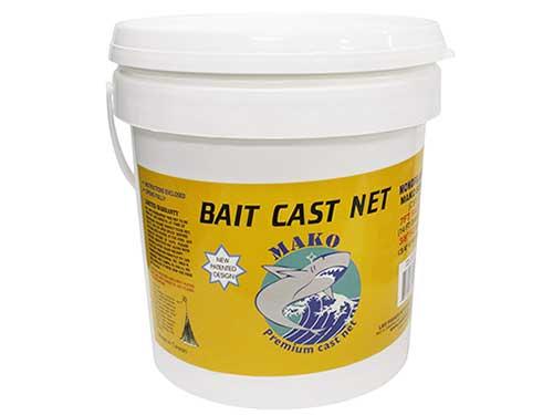 lee fisher mako cast net