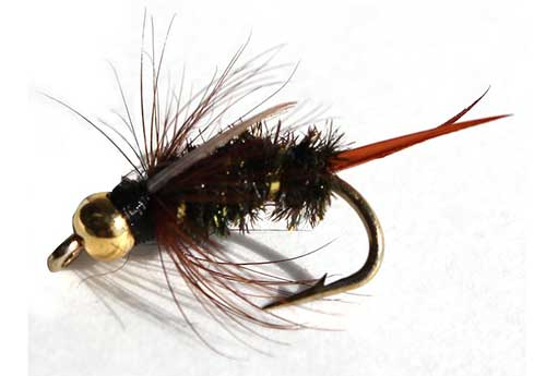 nymph trout fly