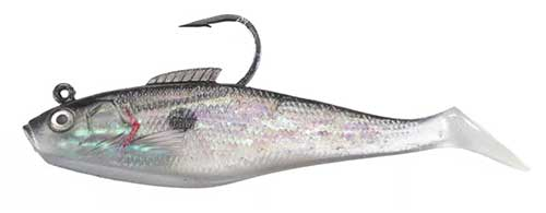 tsunami swim shad hybrid striped bass jigs