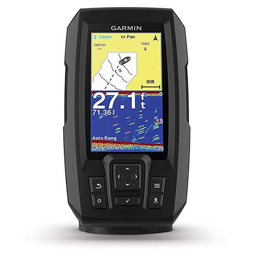 Garmin Strike Plus Dual Beam Transducer fish finder