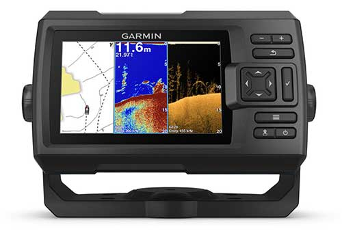 Garmin Striker Plus fish finder