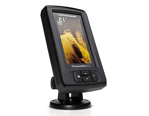 Humminbird-PiranhaMax-Down-Imaging-fish-finder