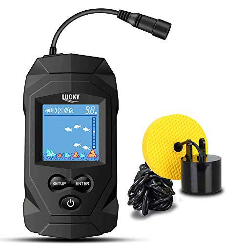 Lucky-Portable-Fish-Finder