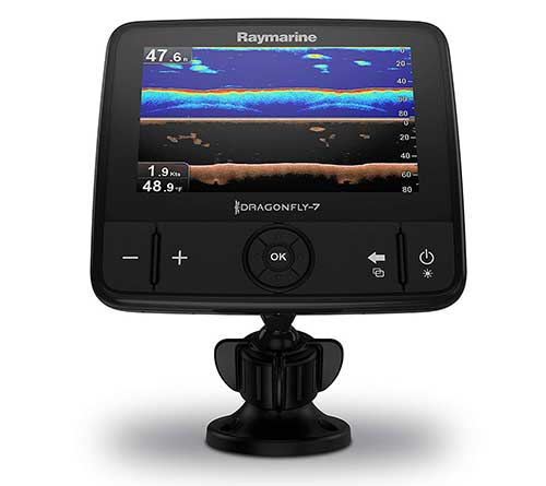 Raymarine DragonFly 7 Pro fish finder