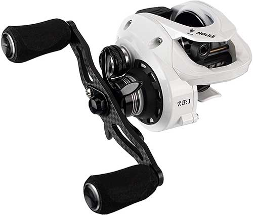 enigma fishing ippon baitcasting reel carbon fiber drag