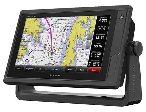 garmin 942xs fish finder with sonar