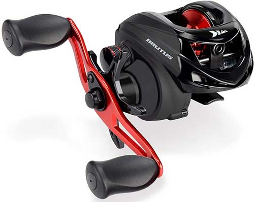 kastking brutus baitcasting fishing reel