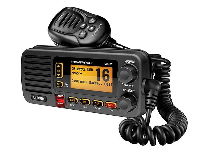 best-vhf-marine-radio