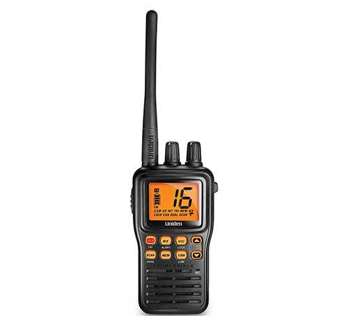 uniden-waterproof-handheld-vhf-marine-radio
