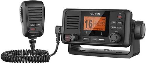 garmin vhf marine radio