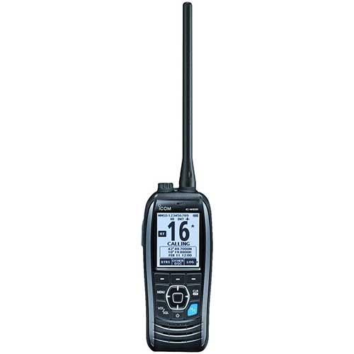 icom m93d marine vhf handheld radio