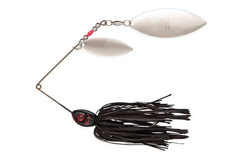 Booyah pikee bass spinnerbait