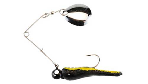 johnson beetle bass fishing lure