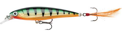 rapala x rap jerkbait bass fishing lure