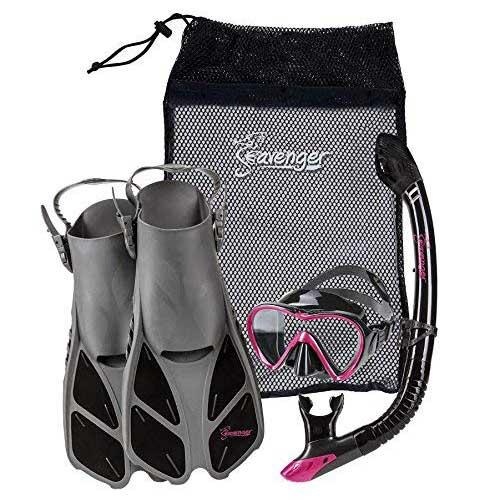 seavenger-aviator-snorkeling-gear-package
