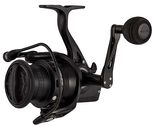 penn conflict long cast spinning reel