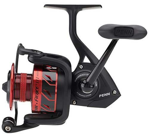 penn fierce saltwater spinning fishing reel