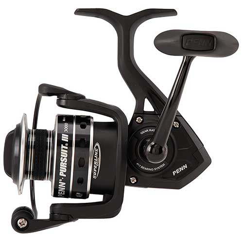 penn pursuit saltwater spinning reel