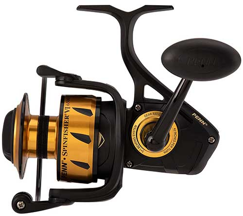 penn spinfisher VI saltwater spinning reel