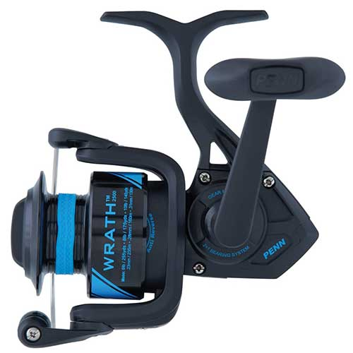 penn wrath saltwater spinning reel